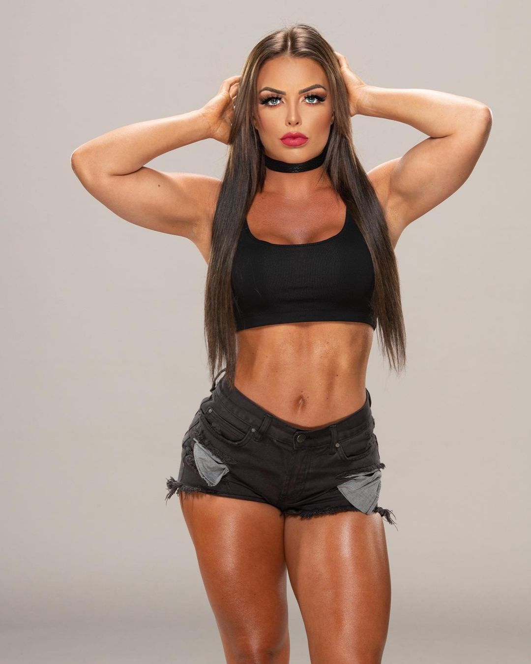 Photos: Mandy Rose Declares New Era In WWE NXT 2.0 With Brand New Look 61