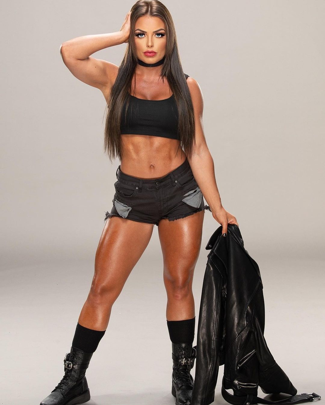 Photos: Mandy Rose Declares New Era In WWE NXT 2.0 With Brand New Look 62