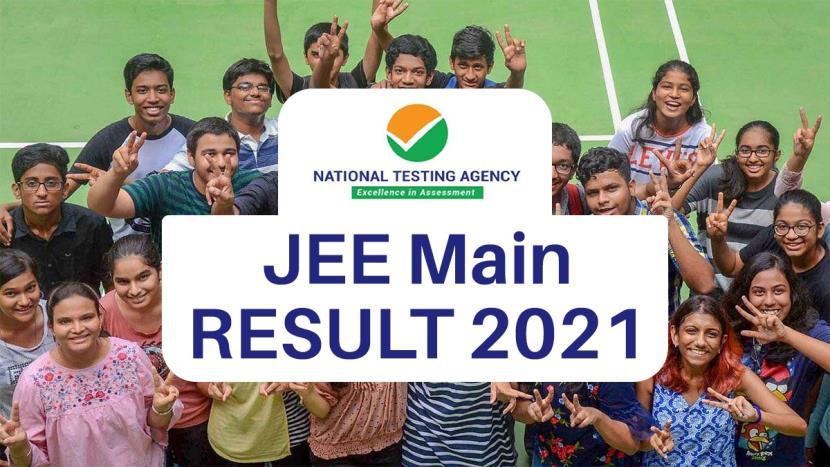 राष्ट्रीय परीक्षा एजेंसी ने संयुक्त प्रवेश मुख्य परीक्षा के परिणाम घोषित किये