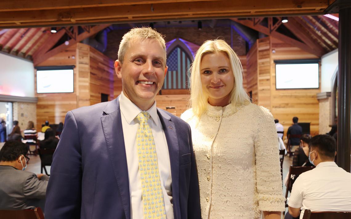 Wife of North Dakota congressman becomes a US citizen
