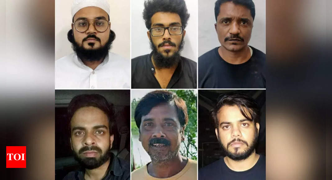 ISI-Dawood terror plot to target many cities foiled, six arrested