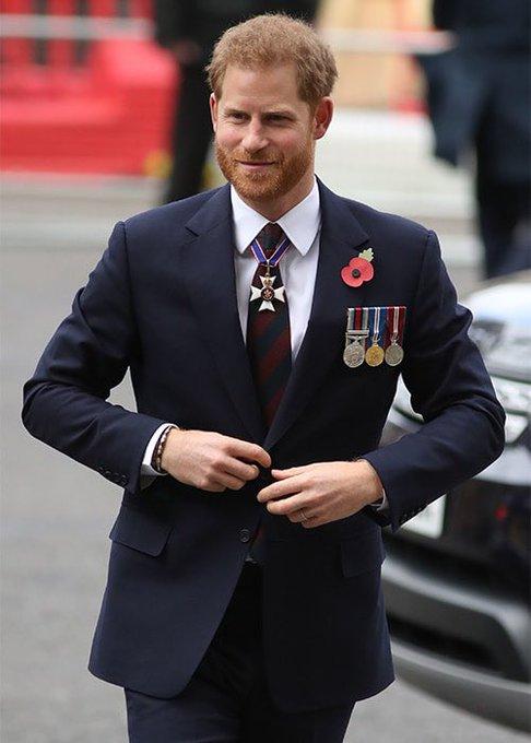 Happy Birthday Prince Harry 37 looks good on you