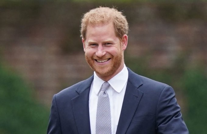 Happy birthday to Prince Harry, the Duke of Sussex