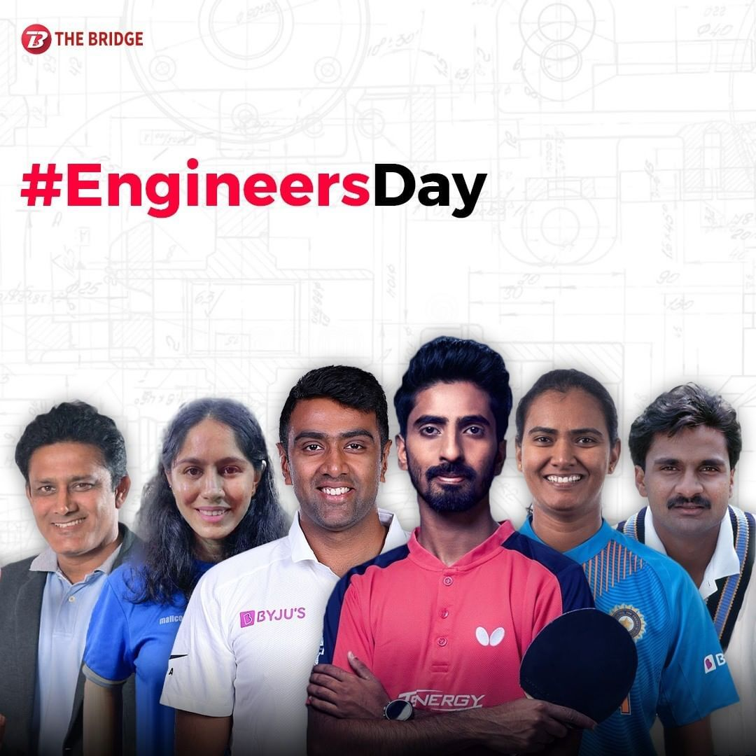Like any other field, we have a few engineers in Indian sport as well. 😉  We wish them all a very happy #EngineersDay. https://t.co/AxLnvgEbti