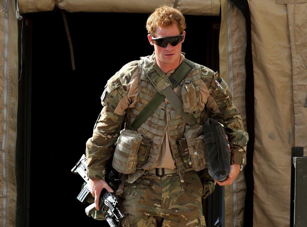 Happy Birthday Prince Harry aka Captain Wales Sir