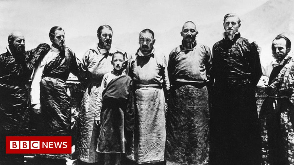 When the Nazis sent scientists to the Himalayas