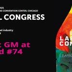 Image for the Tweet beginning: Meet us at Label Congress