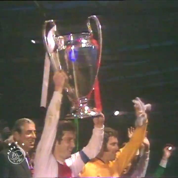 AFCAjax: Happy birthday to a real icon! Johan Neeskens