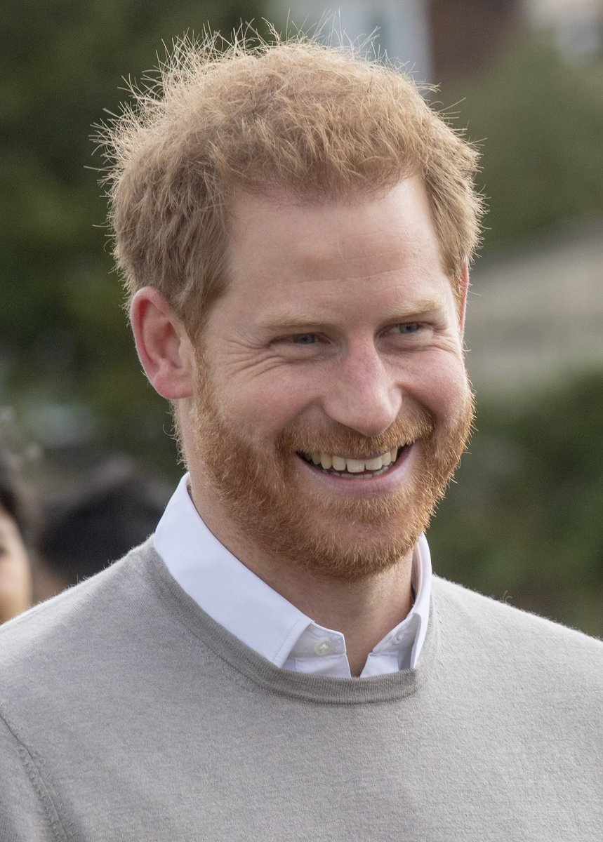 RT @RoyalFamily: Wishing The Duke of Sussex a happy birthday today! 🎈 https://t.co/W1MJC9cGBn