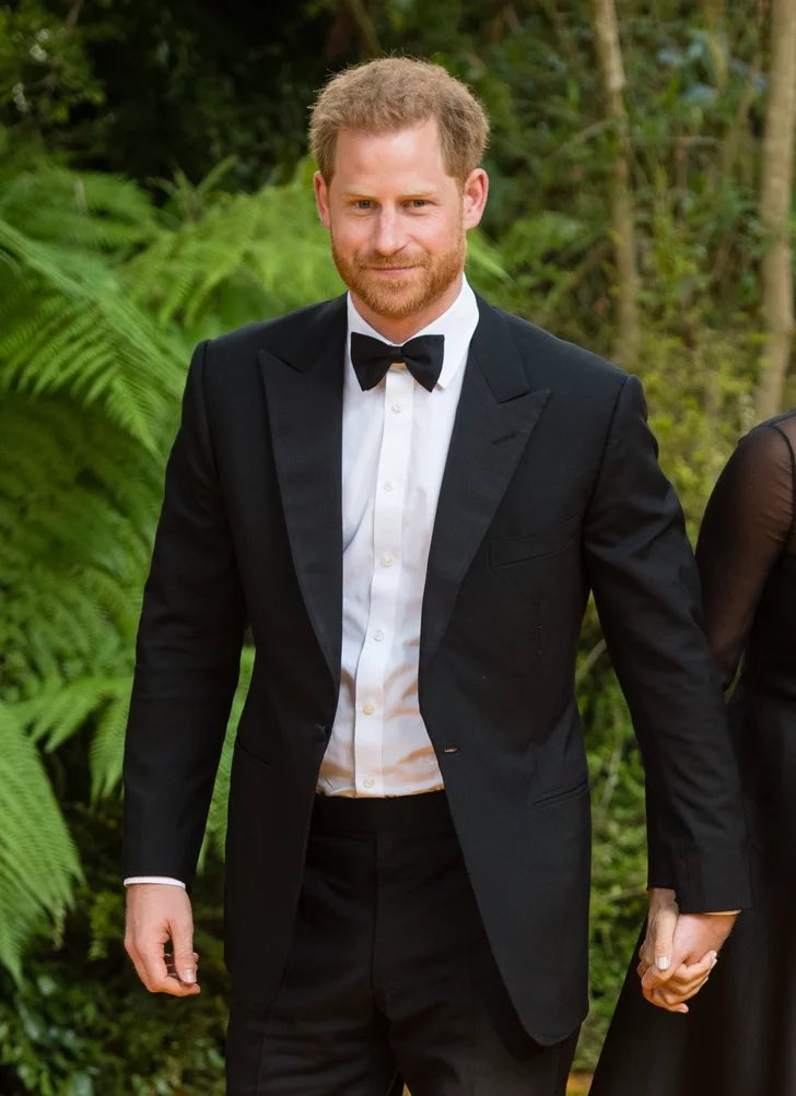 Prince Harry is 37 today   Happy birthday to the Duke of Sussex!
