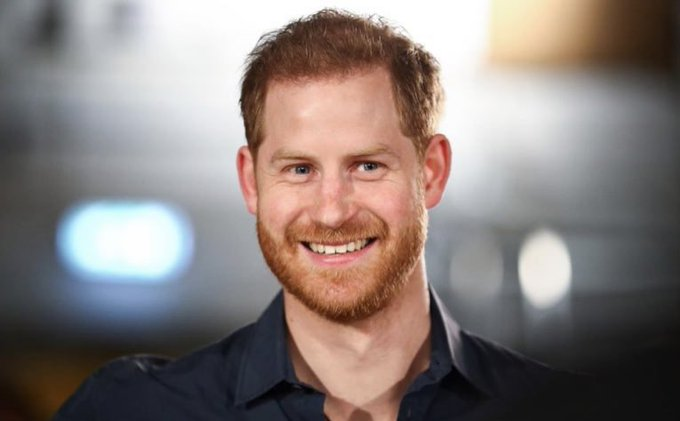 Happy bday to my first and ultimate crush, Prince Harry