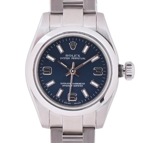 test ツイッターメディア - 「ロレックス オイスターパーペチュアル」をお預かりいたしました。こちら預託使用料が毎月9,900円キャッシュバックとなります。普段使っていない腕時計を「トケマッチ」に預託ください。レンタルに貸し出すことで安定した収益を得ることができます #ロレックス #レディース #レンタル #ロレックス女子 https://t.co/GmIjDwBqn3