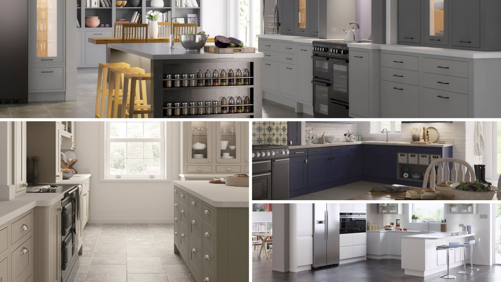 Identifying the best design for your layout is crucial in achieving the best outcome for your kitchen. All layouts offer unique benefits and can work within your space for how you use your kitchen!