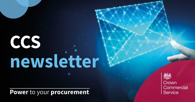 Our September customer newsletters are now available to read. Find out what events we will be attending, register for our webinars and keep up to date with the latest CCS news and case studies: crowncommercial.gov.uk/news/customer-… #PowerToYourProcurement