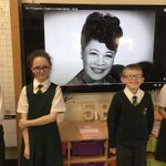 Image for the Tweet beginning: 5B have loved learning about
