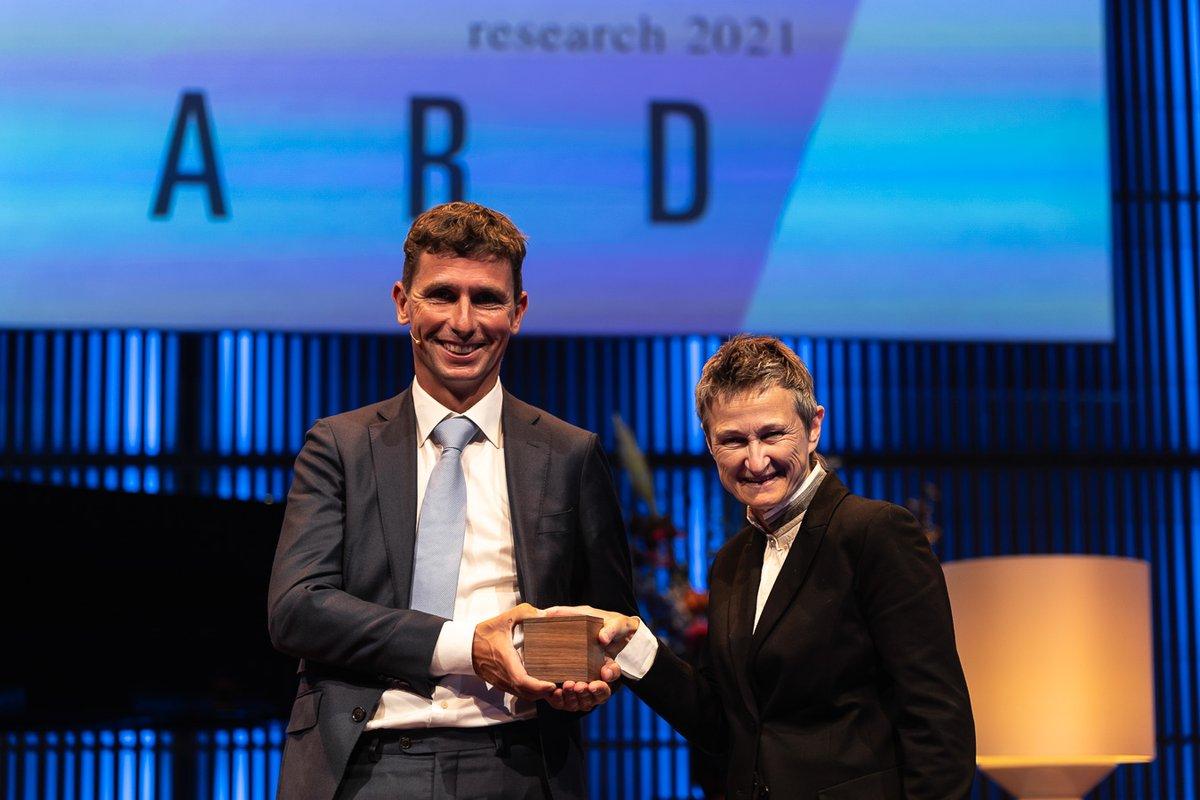 Walter Immerzeel receives Ammodo Science Award 2021 - https://t.co/2fEMCtnQIP