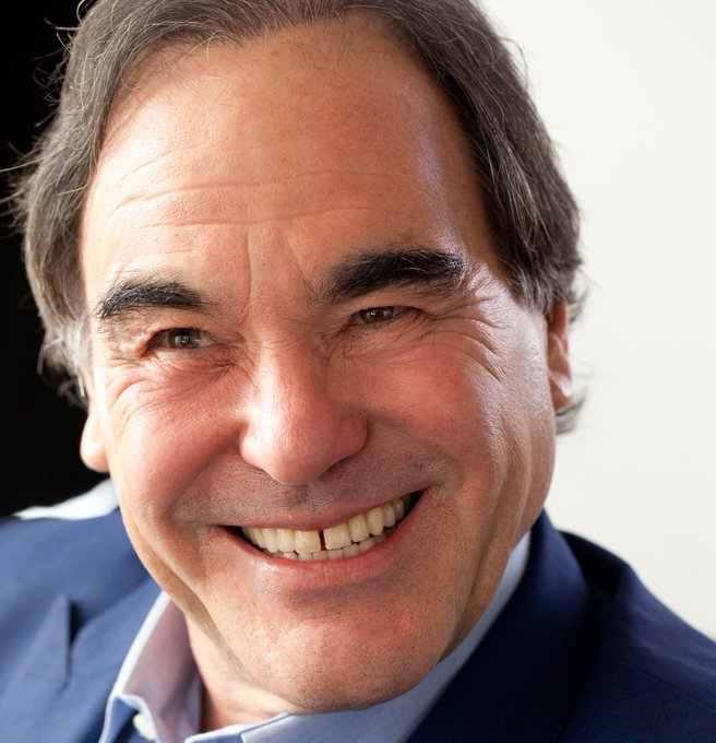 Celebrating Oliver Stone on the occasion of his birthday today. Happy Birthday Oliver Stone.