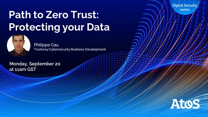 [#Webinar] 📆 Join us in our new Digital Security series Path to Zero Trust...