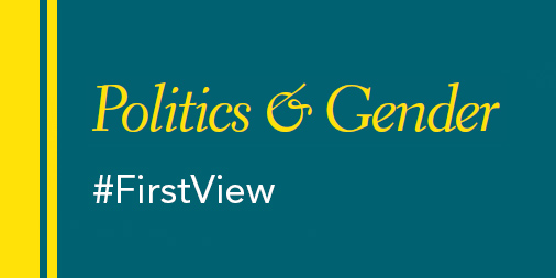 My first peer-reviewed article, 'The Political Asceticism of Mamata Banerjee: Female Populist Leadership in Contemporary India' is out now #OpenAccess in @PoliticsGenderJ Comments & feedback welcome.  @LawGovDCU @DCUIndia @GlobalIndiaETN #WomeninPolitics https://t.co/FzOSQ6tXmf