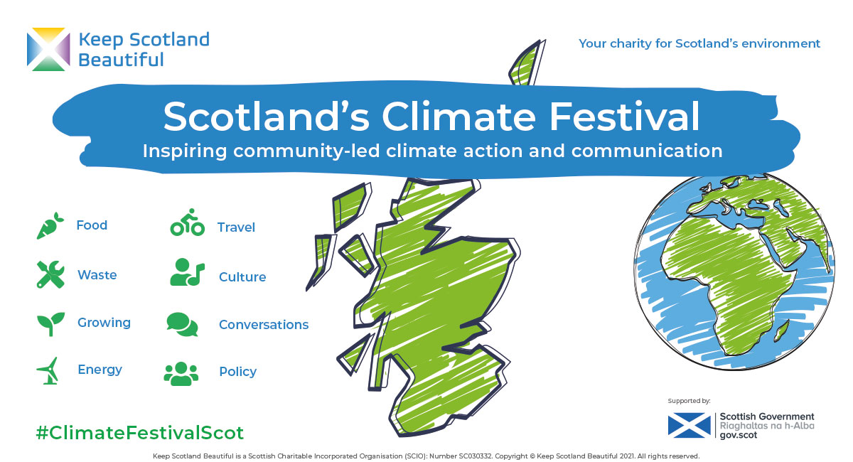 #ClimateFestivalScot #ScotClimateWeek 👏👏🏴🏴🏴
