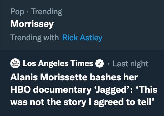Morrison Twitter