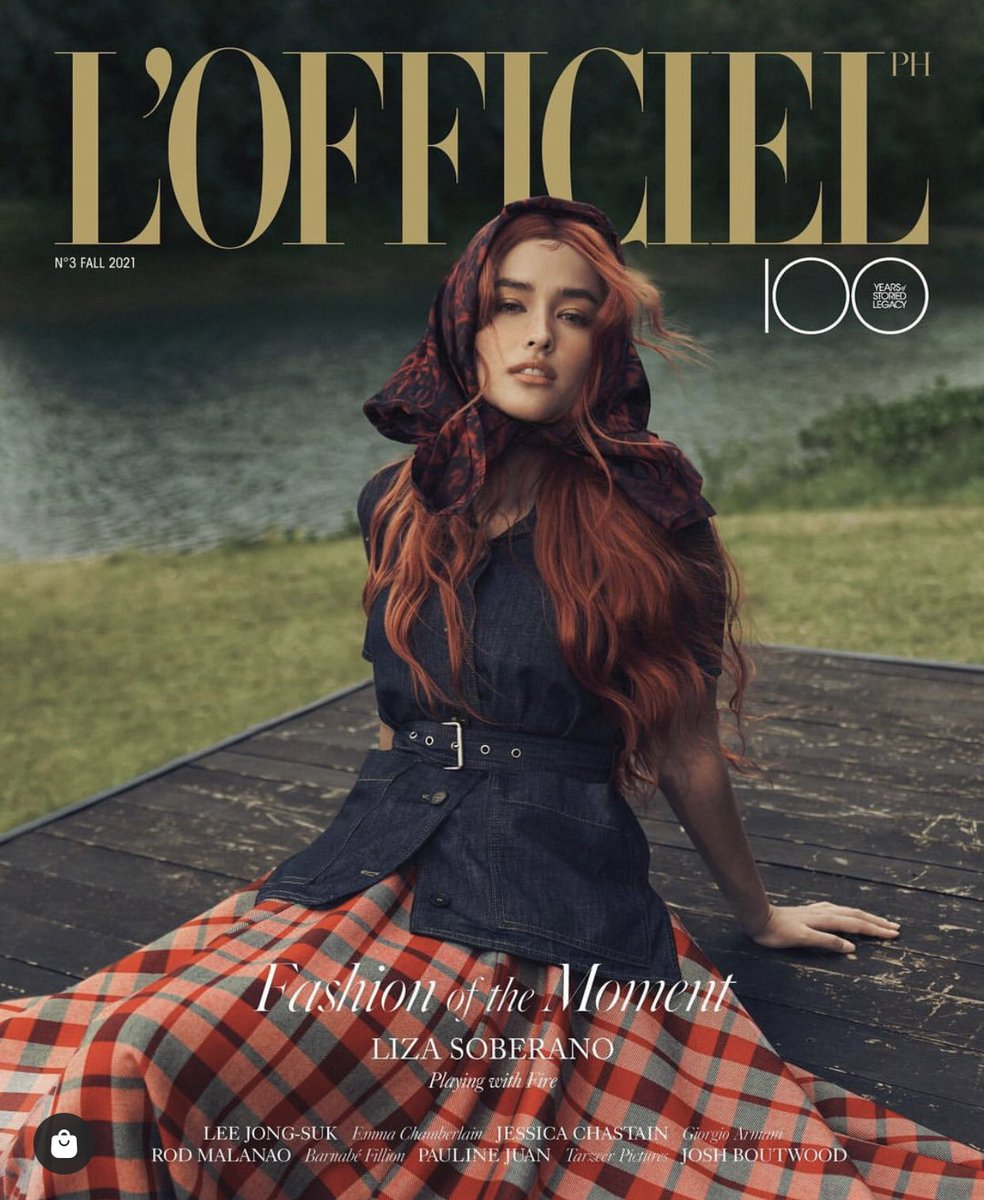 this is what I think fairies look like #LizaXLOfficiel LOFFICIEL FEATURES LIZA
