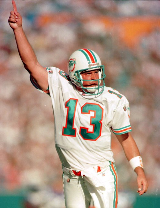 Happy Birthday Dan Marino!!!!   We hope you have the best day ever!