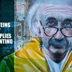 Image for the Tweet beginning: How einsteins relativity theory applies