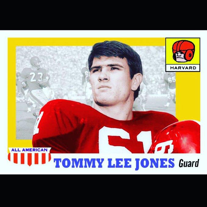 9/15/21. 26th day of school. 154 to go. Happy Birthday Tommy Lee Jones 1946