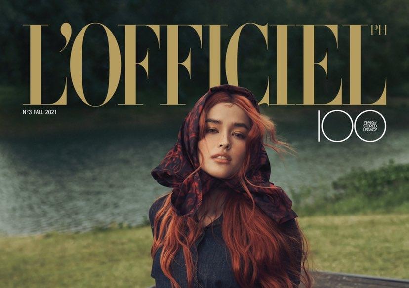 Liza Soberano For L'Officiel Philippines September 2021 Issue bit.ly/3EmaLVG #LizaSoberano #LOfficielPhilippines