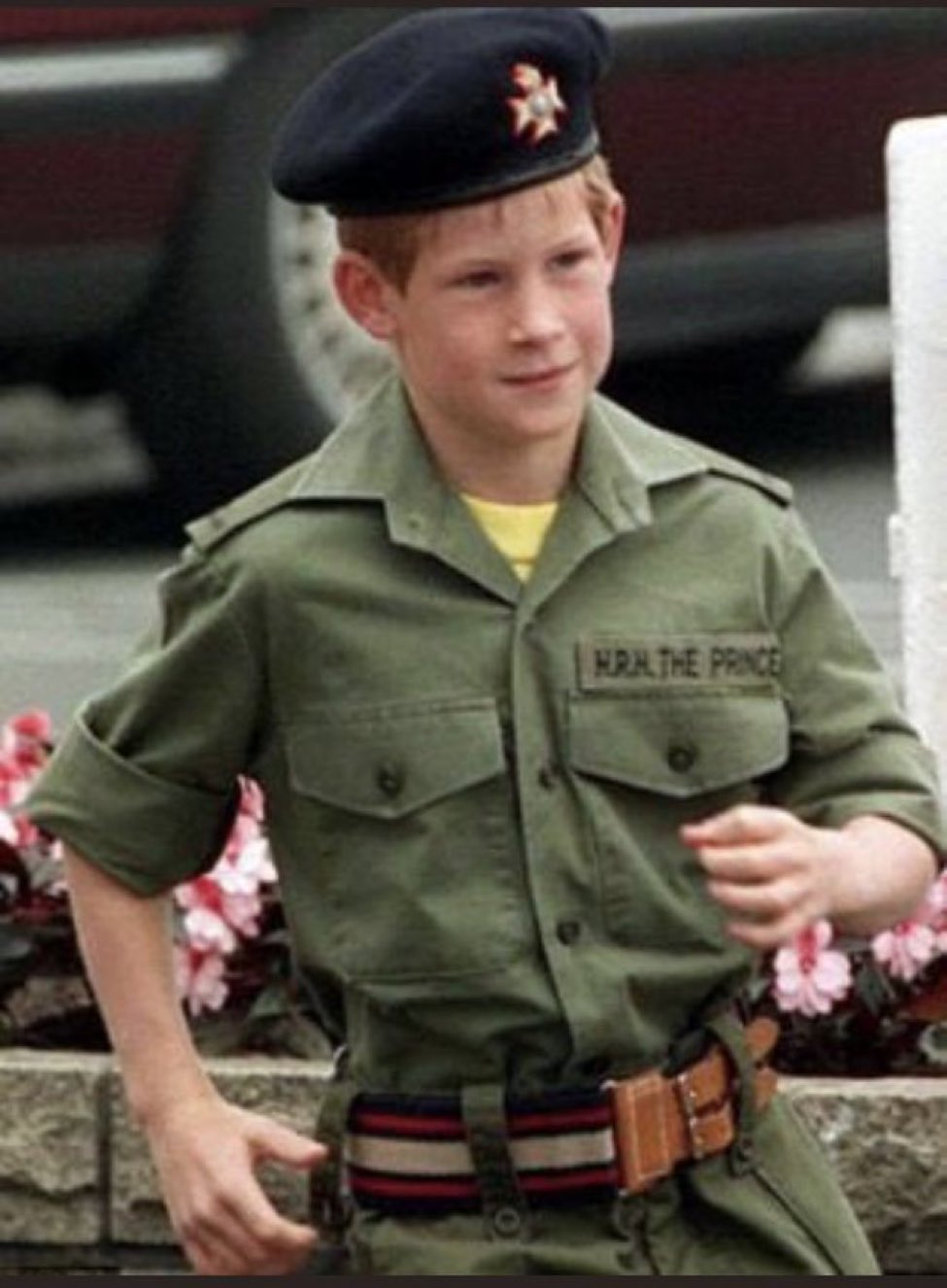 Prince Harry turns 37 years old today