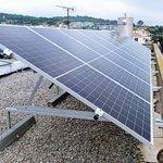 Image for the Tweet beginning: L'Ajuntament #Guixols instal·larà plaques fotovoltaiques
