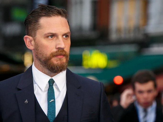 Happy Birthday Tom Hardy! Doesn t he look just like ? People are asking