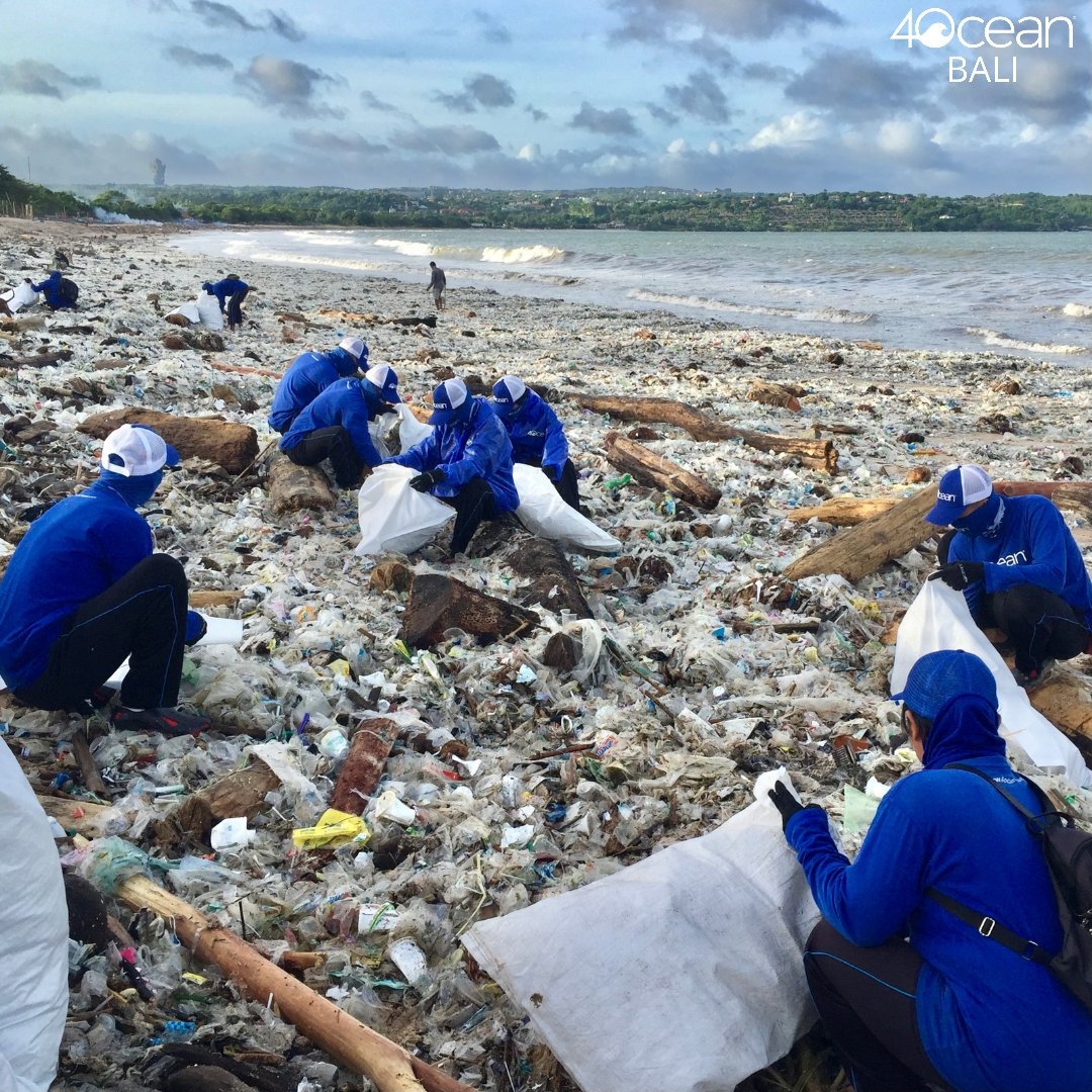 DIRTY COASTLINES ALERT ⚠️ With just 3 days left until #InternationalCoastalCleanupDay, we wanted to show you 4️⃣ EXTREMELY dirty coastlines that our crews around the world recently cleaned. Which coastline featured here is the dirtiest to you? Drop a number 1-4!