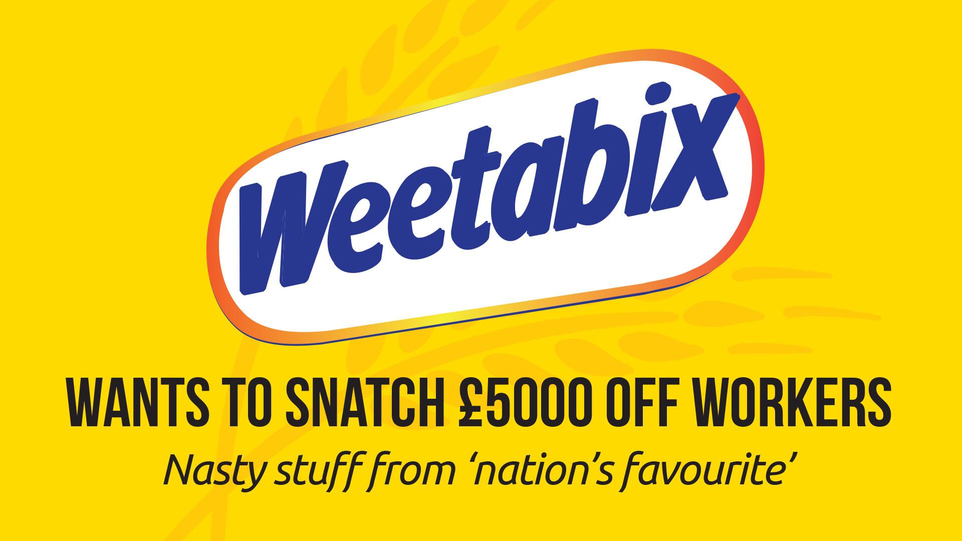 Weetabix Twitter