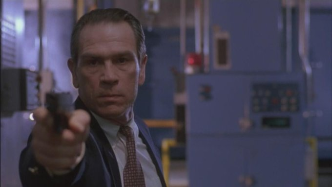 Happy 75th birthday Tommy Lee Jones!  Which is your favorite performance by this amazing actor?