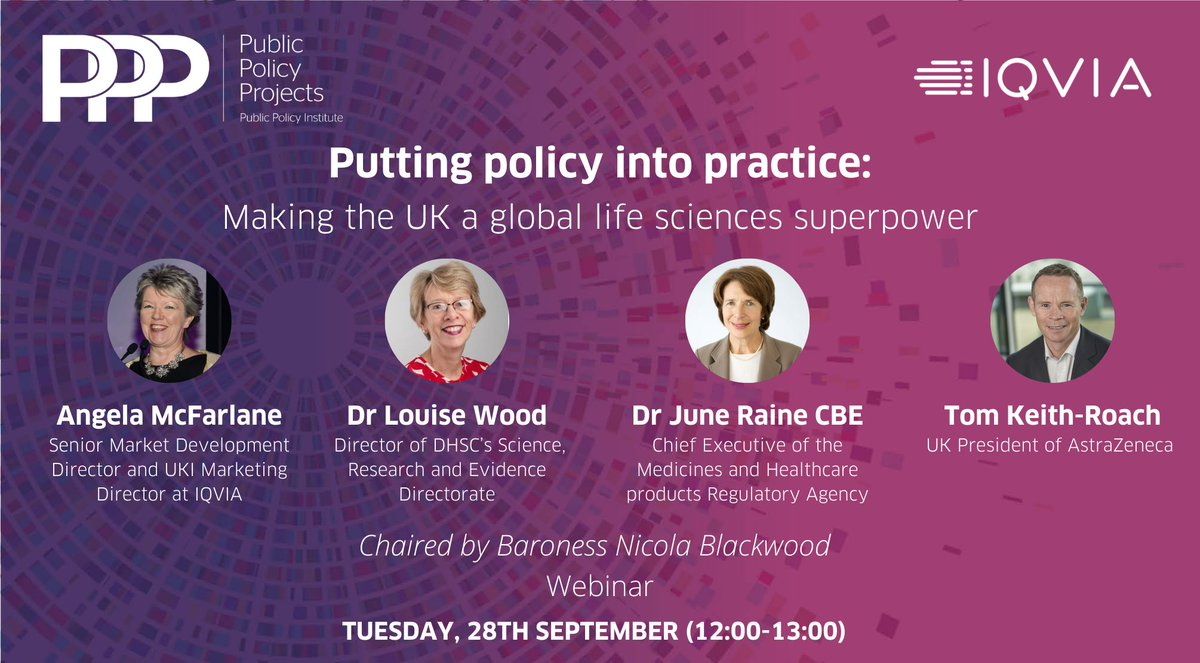 test Twitter Media - Join us as we launch a new White Paper with  @IQVIA_UK and discuss how the UK can truly create a thriving life sciences sector  📅: Tues, 28th Sept (12-1pm)   Register here: https://t.co/uYT57O7e7P https://t.co/QPpHOBS15A