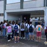 Image for the Tweet beginning: 👩🏫Los estudiantes de Secundaria vuelven