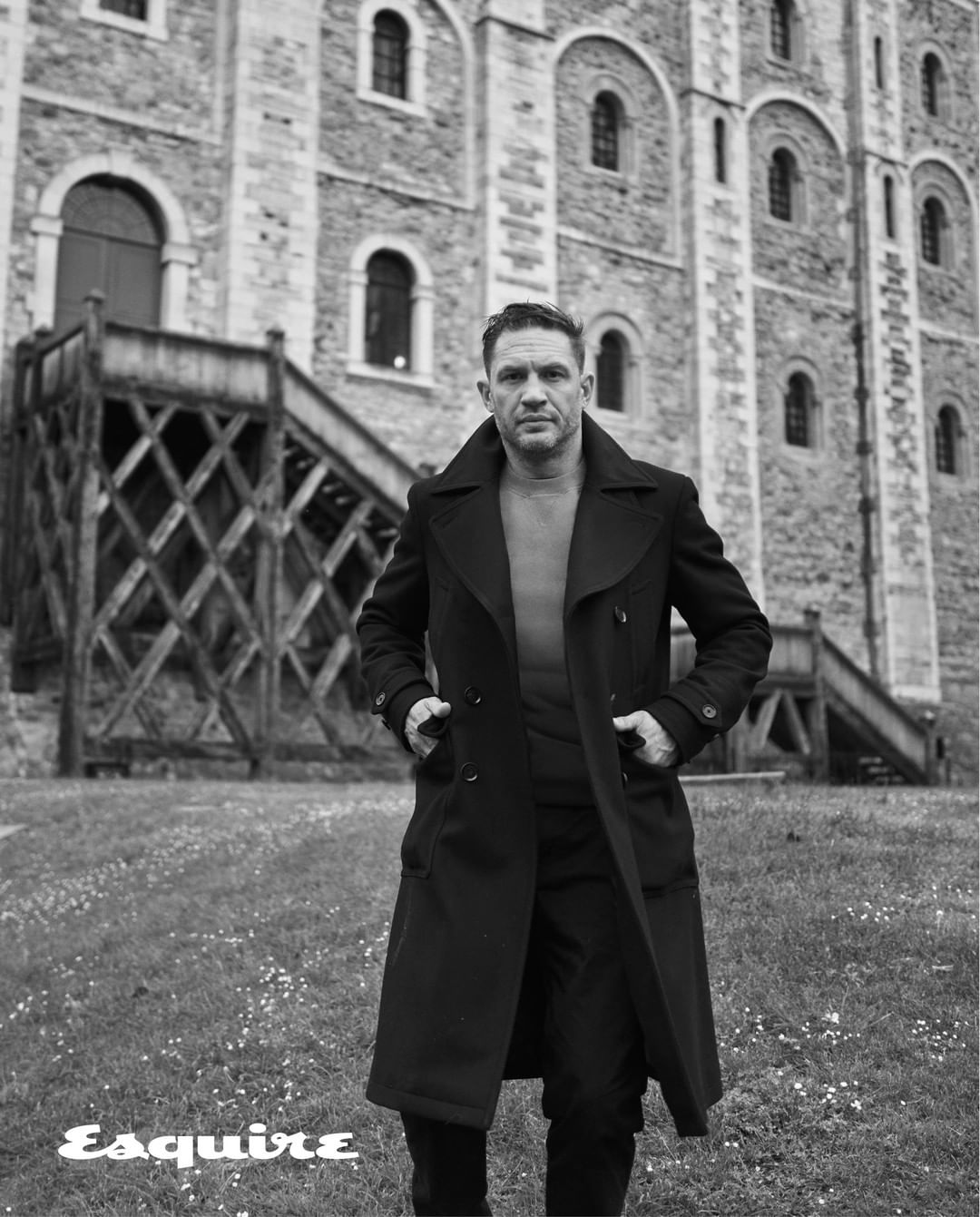 Happy Birthday Tom Hardy!  One of the best performers around and a sexiest man alive.