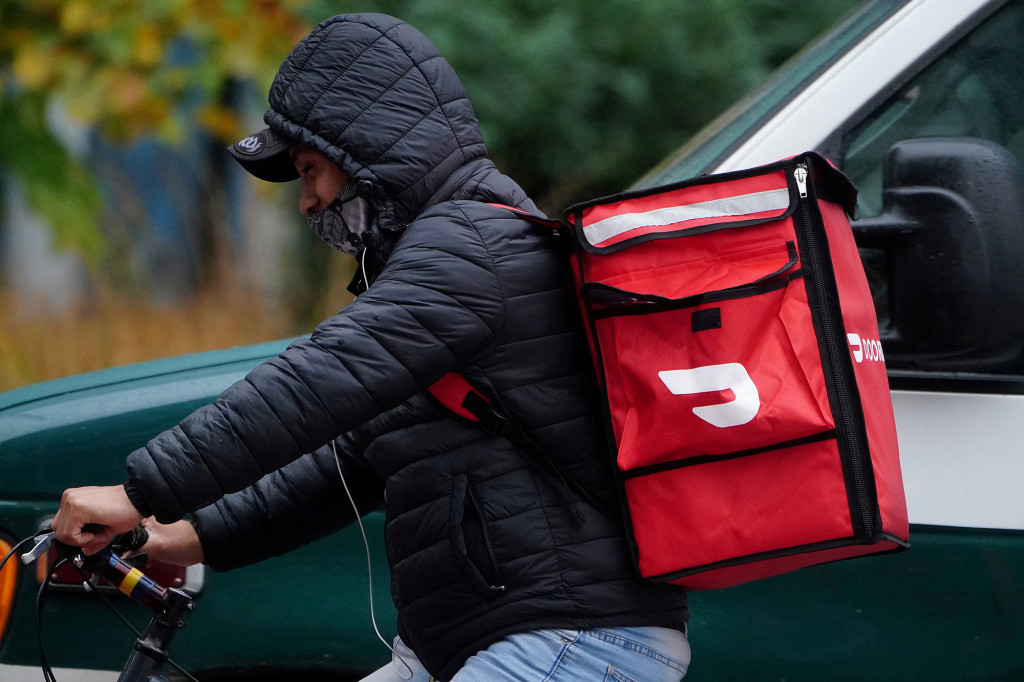 Doordash sues NYC over data-sharing law, privacy concerns