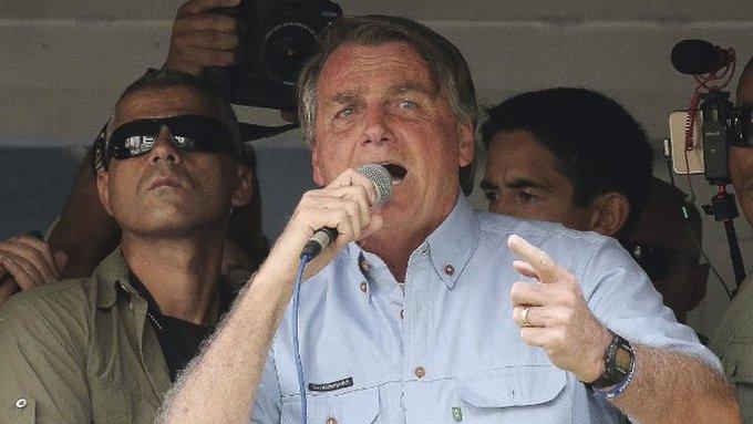 Bolsonaro ameaça pilares da democracia, diz ONG Human Rights Watch