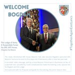 Image for the Tweet beginning: Welcome to the District Bogdan! #TogetherAgainEastLancs
