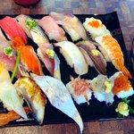 これは安い!?熊本ではこの寿司を1100円で食べられる!