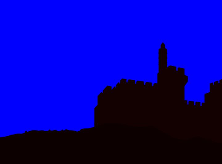 Featured Art of the Day: 'David's citadel in Israel'. Buy it at: ArtPal.com/elygoldart?i=9…