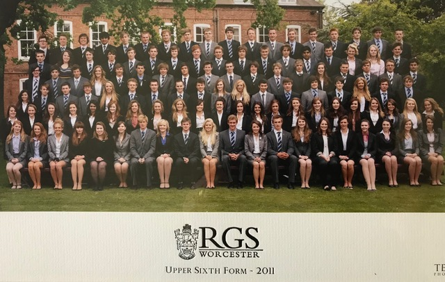 A reunion is on the way - the School would like to wish the Class of 2011 all the best for their event.    - Class of 2011 🕛 - 16/10 @ 7pm 📍- Perrins Hall 📣 - Chris Hudson (email below)