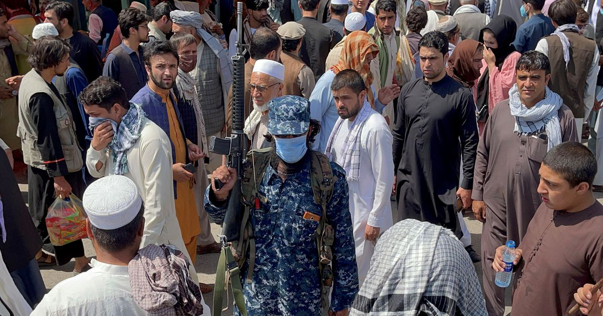 Taliban seize $124 million from former top Afghan officials