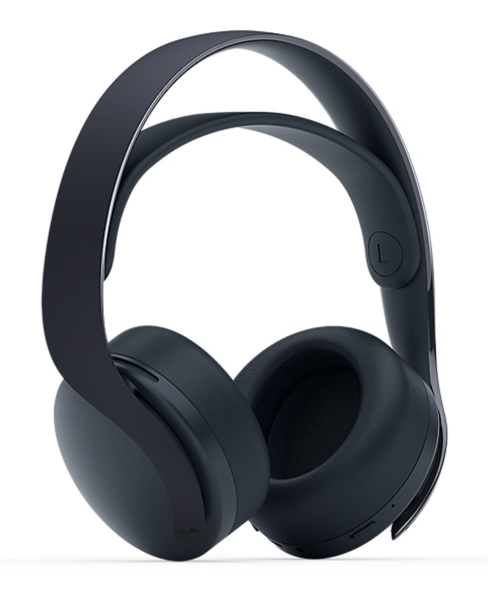 New   Sony Pulse Wireless Headset PS5 Midnight Black $99.99  PlayStation Direct 9