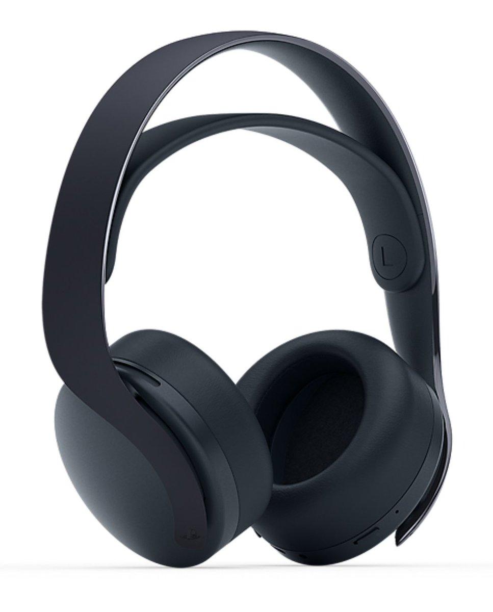 Sony Pulse Wireless Headset PS5 Midnight Black $99.99  PlayStation Direct 9