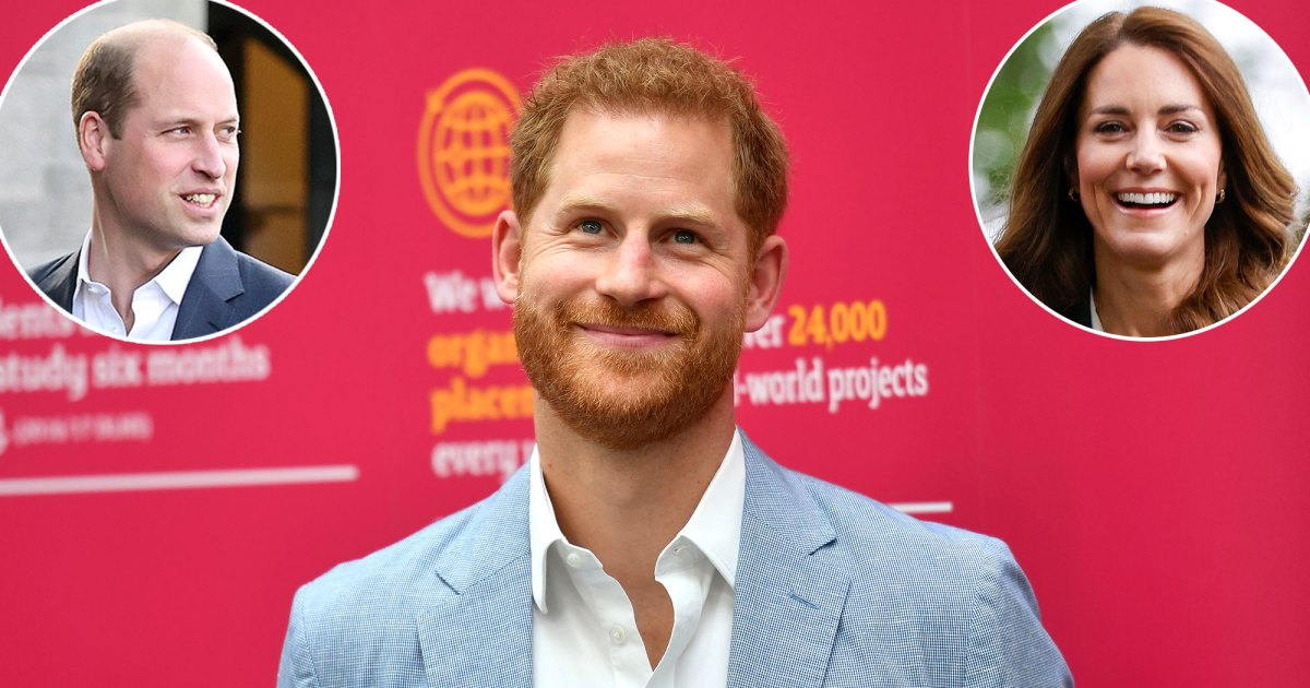 William and Kate Wish Prince Harry a Happy Birthday Amid Strained Relationship