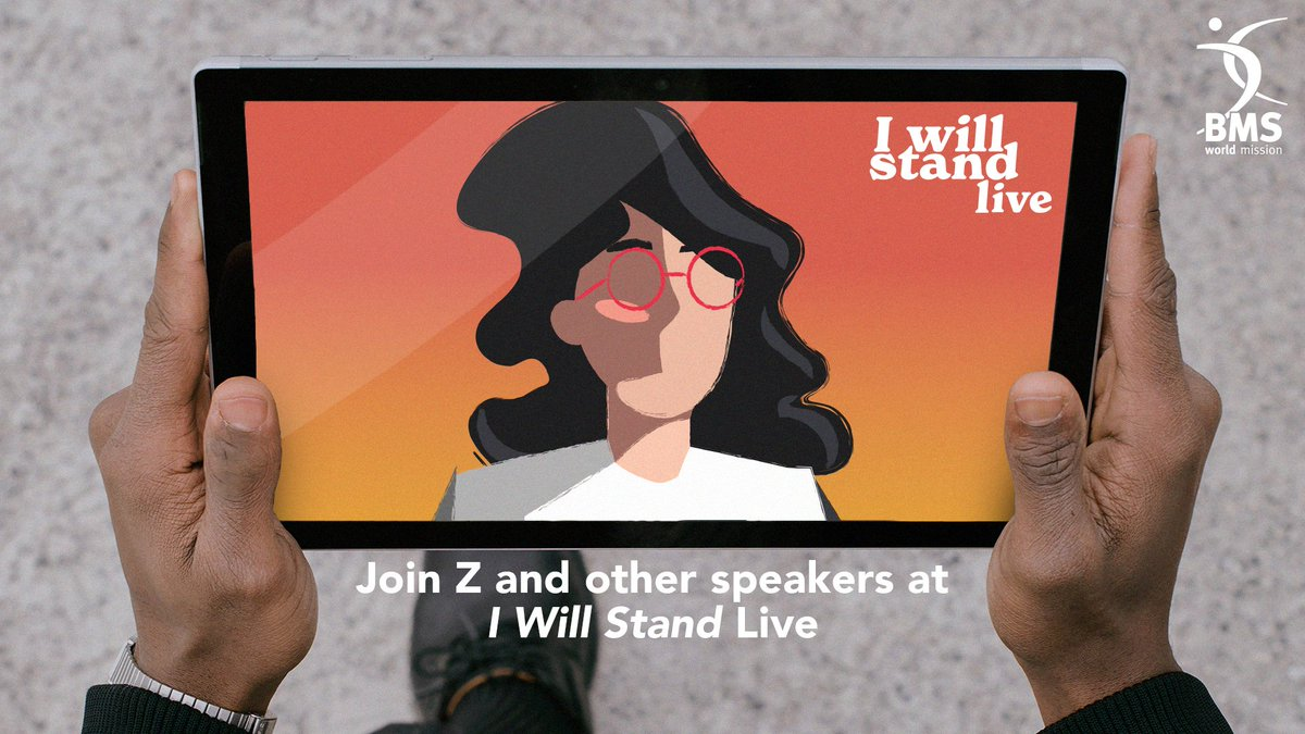 test Twitter Media - Z's story was shared in the feature video for I Will Stand, the BMS Harvest appeal for 2021 and we are so excited to hear from her again on 30 September at I Will Stand Live!  Register for I Will Stand Live now: https://t.co/dR3pAIOkrf  #IWillStandLive https://t.co/be7Yq8b4C5